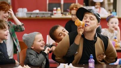 Gyerekek rendezték Olly Murs szakítós dalának videoklipjét