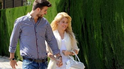 Gyereket vár Shakira