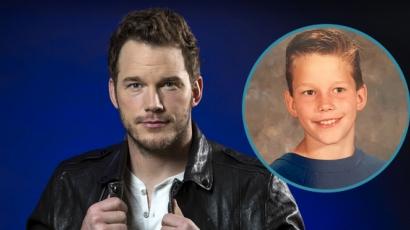 Gyerekként is nagyon cuki volt Chris Pratt