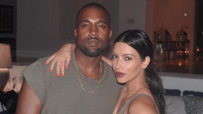 Gyermekeire féltékeny Kanye West