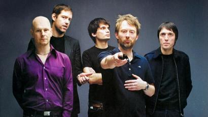 Gyilkos színpad a Radiohead koncertjén