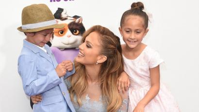 Gyönyörű nyílt levelet írt születésnapos ikreinek Jennifer Lopez