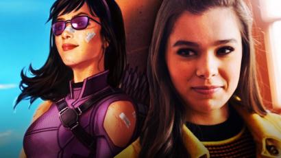 Hailee Steinfeld megtisztelve érzi magát, hogy egy Marvel sorozatban kapott szerepet