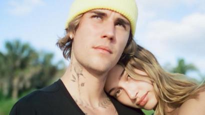 Hailey Bieber reagált a pletykákra, melyek szerint férje rosszul bánik vele