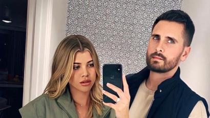 Hajszálon függ Sofia Richie és Scott Disick kapcsolata - szünetet tartanak