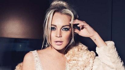 Hajléktalan lett Lindsay Lohan