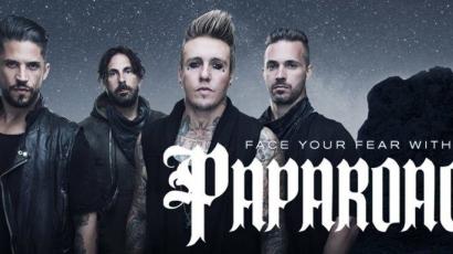 Hallgasd meg a Papa Roach új albumát!