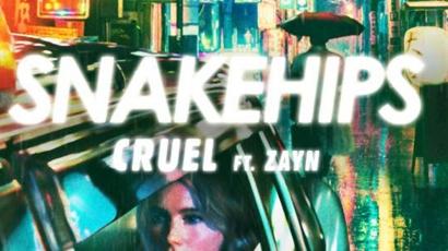 Hallgasd meg a Snakehips és Zayn Malik közös szerzeményét!