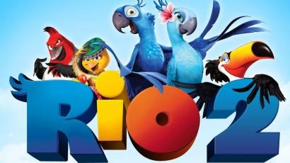Hamarosan a mozikban a Rio második része