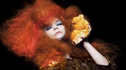 Hamarosan érkezik Björk új kislemeze