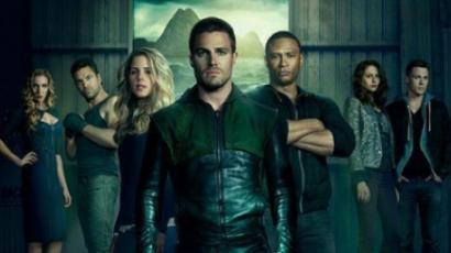 Hamarosan indul az Arrow 2. évada