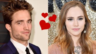 Hamarosan összeházasodnak? Robert Pattinson és Suki Waterhouse az eljegyzést tervezik