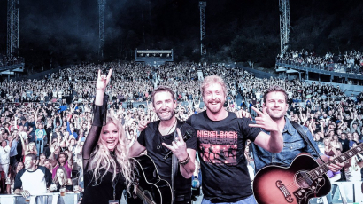 Három év után ismét színpadra állt Avril Lavigne – videó