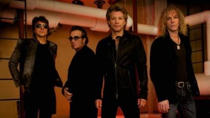Három év után új nagylemezzel jelentkezik a Bon Jovi