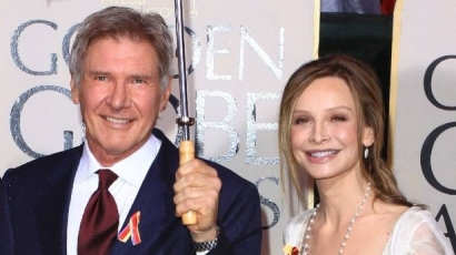 Harrison Ford nem bánta meg a nősülést
