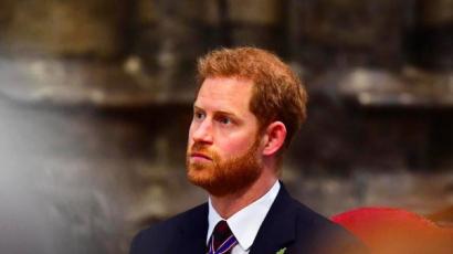 """Harry herceg: """"Az apám úgy bánt velem, ahogy vele bántak"""""""