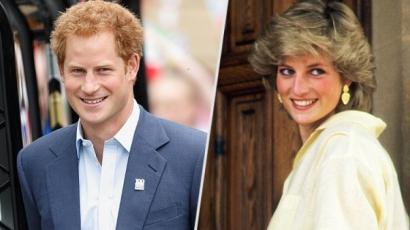 """Harry herceg: """"Bízok abban, hogy édesanyám büszke lenne rám"""""""
