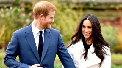 Harry herceg és Meghan Markle új fotón mutatták meg kisfiukat