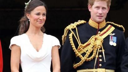 Harry herceg Pippa Middletonnal randizott
