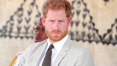Harry herceget teljesen összetörte, hogy rosszban volt Vilmossal