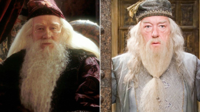 Harry Potter-szereplők, akiket a forgatás alatt lecseréltek