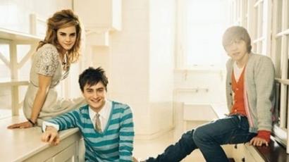 Harry Potterék csak a vásznon jó barátok