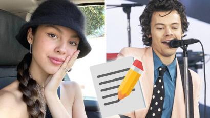 Harry Styles csúnyán megbántotta Olivia Rodrigót