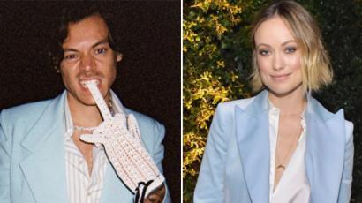 Harry Styles és Olivia Wilde stílusa meglepően egyforma