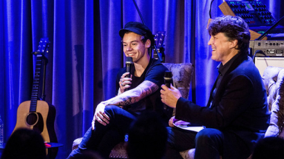 """Harry Styles: """"Nem megbánásokkal hagytam ott a bandát"""""""
