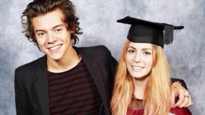 Harry Styles kicikizte a nővérét