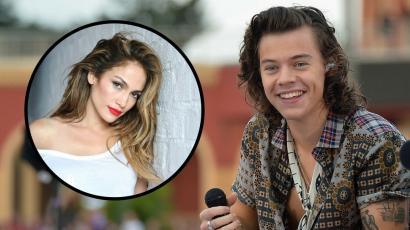 Harry Styles szívesen randizna Jennifer Lopezzel