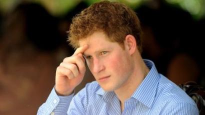 Harry hercegre vadásznak a szingli nők