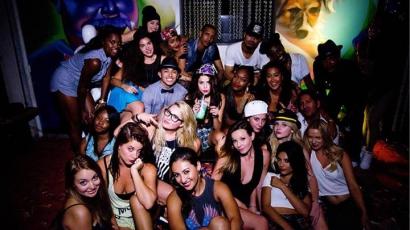 Hatalmas bulival ünnepelt Selena Gomez