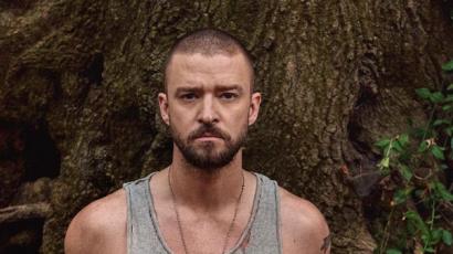 Hatalmas, tigrises tetkót villantott Justin Timberlake