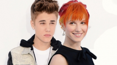 Hayley Williams felpofozná Justin Biebert