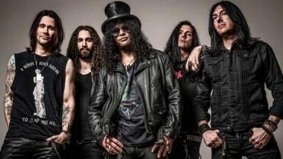 Hazánkban ad koncertet Slash