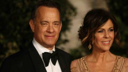 Hazatérhetett otthonába a vírusfertőzésből kigyógyult Tom Hanks és Rita Wilson