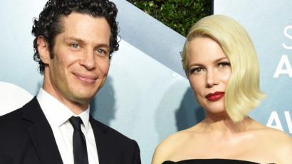 Heath Ledger lányának testvére született! Michelle Williams életet adott Thomas Kaillel közös első gyermekének