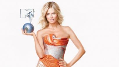 Heidi Klum lesz az MTV EMA háziasszonya