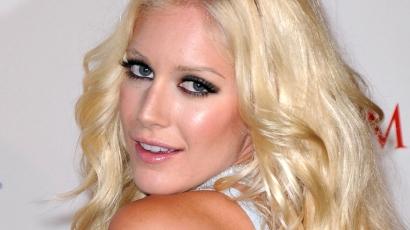 Heidi Montag már dolgozik az új albumon