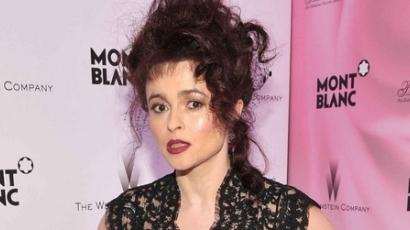 Helena Bonham Carter modellé avanzsálódott