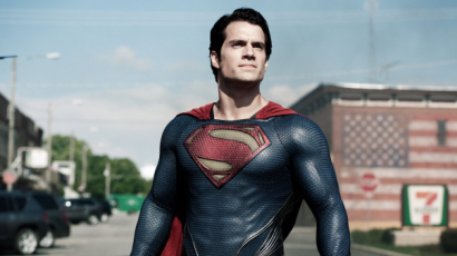 Henry Cavill végzett Supermannel