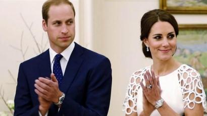 Kislánya született Katalinnak és Vilmos hercegnek