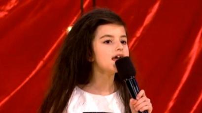 Hétéves kislány az internet új sztárja