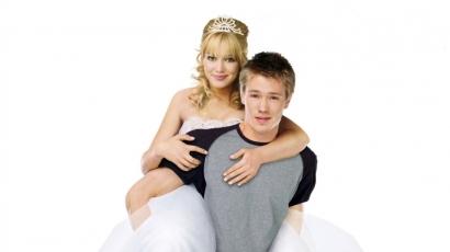 Hilary Duff bevallotta, hogy őrülten szerelmes volt Chad Michael Murray-be