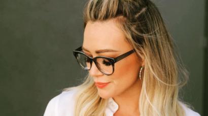 Hilary Duff levideózta, ahogy követik a paparazzik: kisfiának is elege lett belőlük