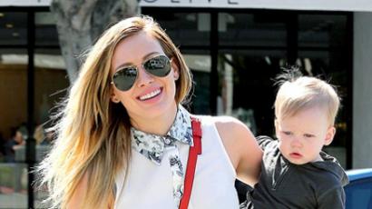 Hilary Duff több gyereket szeretne