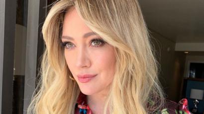 Hilary Duff új frizurát kapott