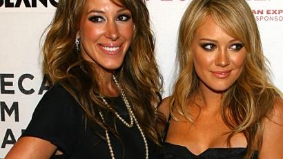 Hilary és Haylie Duff igazi konyhatündérek