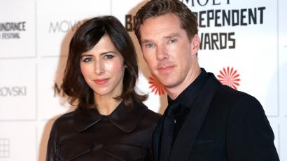 Hivatalos: apa lesz Benedict Cumberbatch